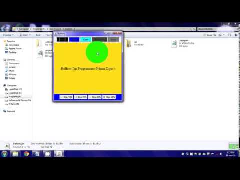 How to create Java jar & exe application using Eclipse ...