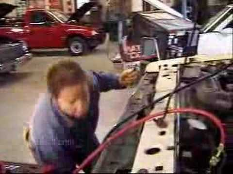 Automotive Service Technicians and Mechanics Job Description - YouTube