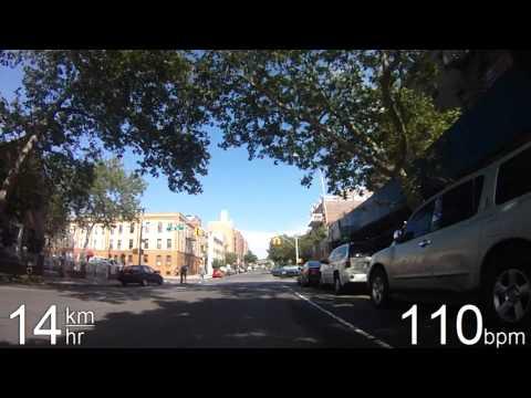Biking in NYC - Queensboro Bridge to Citi Field