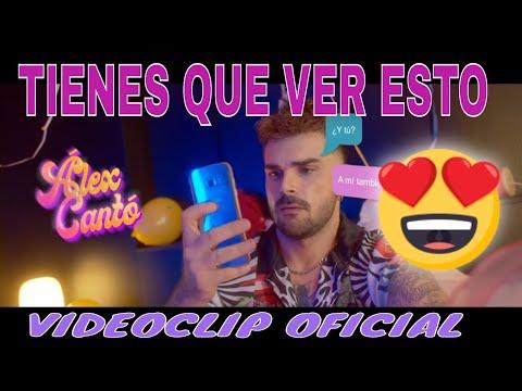MUSICA POP ESPAÑOL 2020 Video Oficial- Quédate una noche  -Alex Cantó  feat Malena Gracia