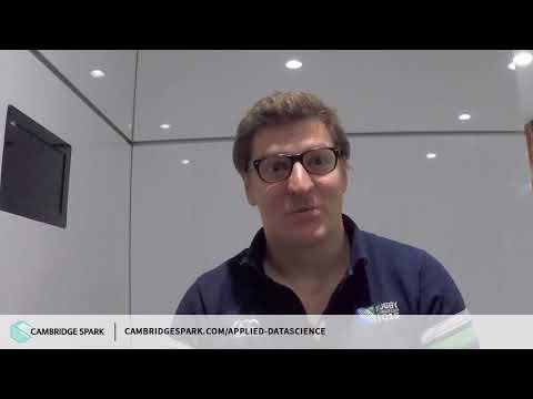 Applied Data Science: weekend six recap with Rupert Prescot