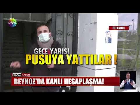 Beykoz'da Kanlı Çatışma