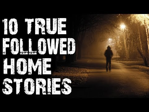 10 TRUE Dark & Terrifying Followed Home Horror Stories From Reddit | (Scary Stories)