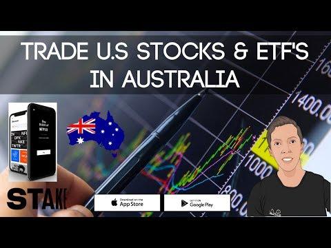 How To Trade U.S Stocks In Australia   Stake
