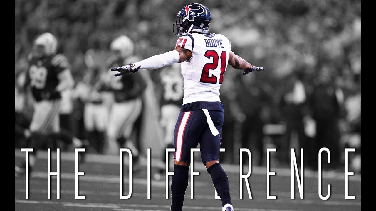 "A J Bouye ""The Difference"" á´´á´° 2016 Houston Texans"
