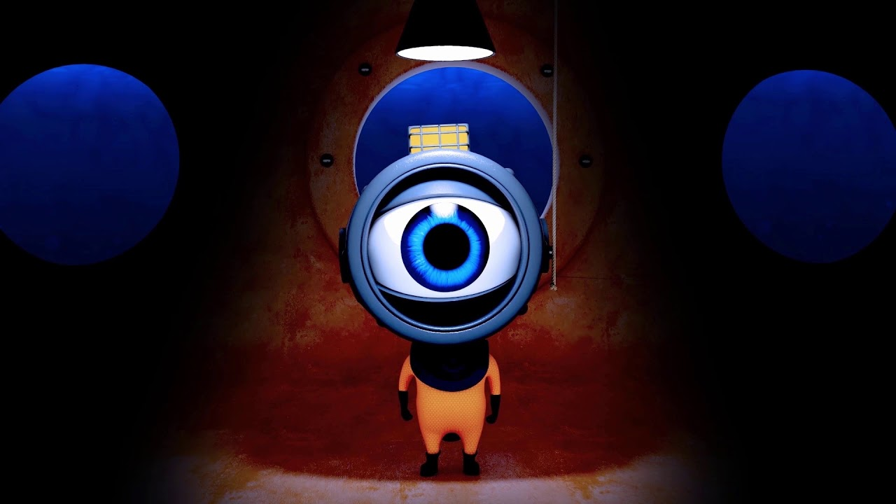 Vinheta Animada 3D, Mascote 3D, Vídeo 3D