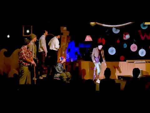 Charlie and the Chocolate Factory - Emporium Stage