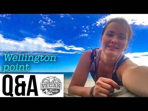 Wellington Point Q&A: why and when I went Vegan , how did I get into cycling, etc