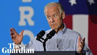 Has Joe Biden's White House run ended before it even began?