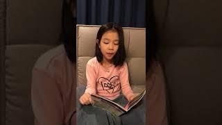 책 읽어주는 전시현. School days
