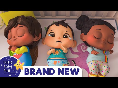 Bedtime Song | Brand New Nursery Rhyme & Kids Song -ABCs and 123s | Little Baby Bum