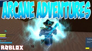 ROBLOX - France QUEST FOR SECOND MAGIC (FR) ARCANE ADVENTURE - France iBeMaine (en)