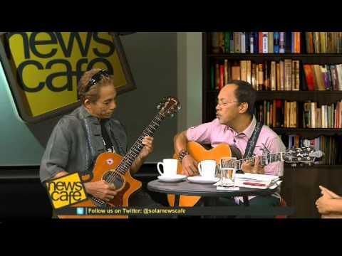 News Cafe Episode 59 - Music and Media: Noel Cabangon & Joey Ayala