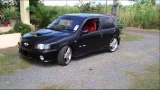 видео Тюнинг Toyota Starlet