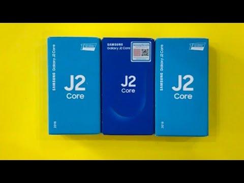 Samsung Galaxy J2 Core Unboxing