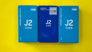 Samsung Galaxy J2 Core Unboxing