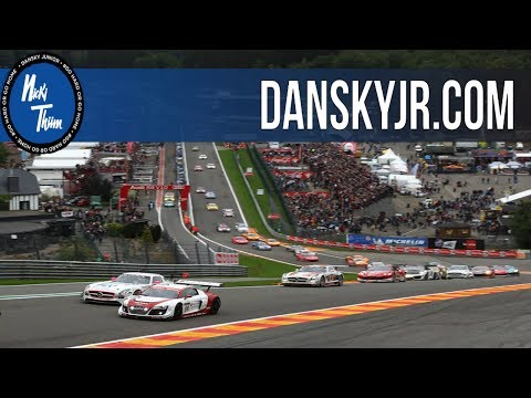 iRacing: Spa 24 Hour Practice With an Idiot Behind the Wheel!