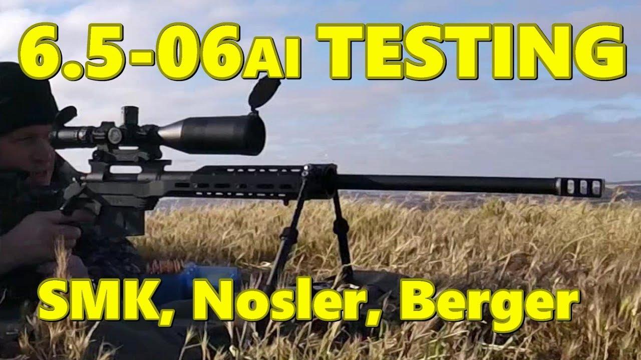 6 5-06AI Round Development/Testing Day (1155yards)