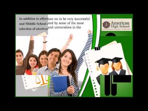 Online high school courses?