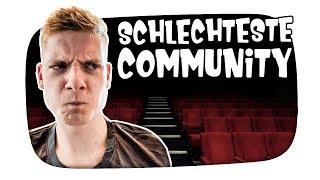 ICH habe die SCHLECHTESTE COMMUNITY - Kuchen Talks #405