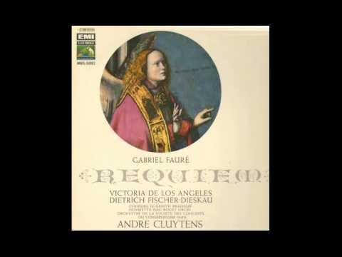 Gabriel Fauré - Requiem - André Cluytens [432Hz]