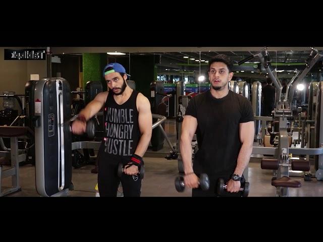 LFR Active Gym Rawalpindi - Gym Work Out Motivation by Tabib.pk