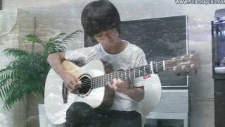 Sungha Jung - River Flows in You (River Running Through My Hometown)