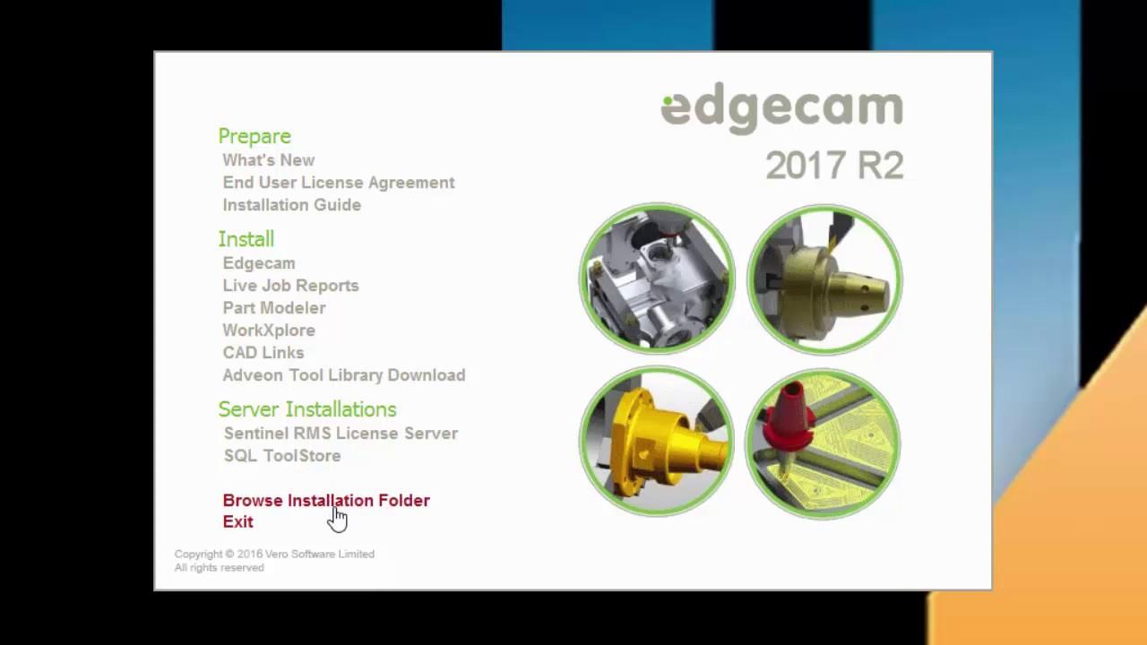 Edgecam R2 Crack - nixforlife