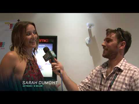 Sarah Dumont  6 Below Premiere