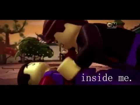 Lego Ninjago - Imagine Dragons, Monster