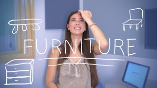 Weekly German Words with Alisa - Furniture