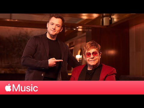 Rocket Hour: Elton John and Taron Egerton Rocketman Special [CLIP] | Beats 1 | Apple Music Mp3