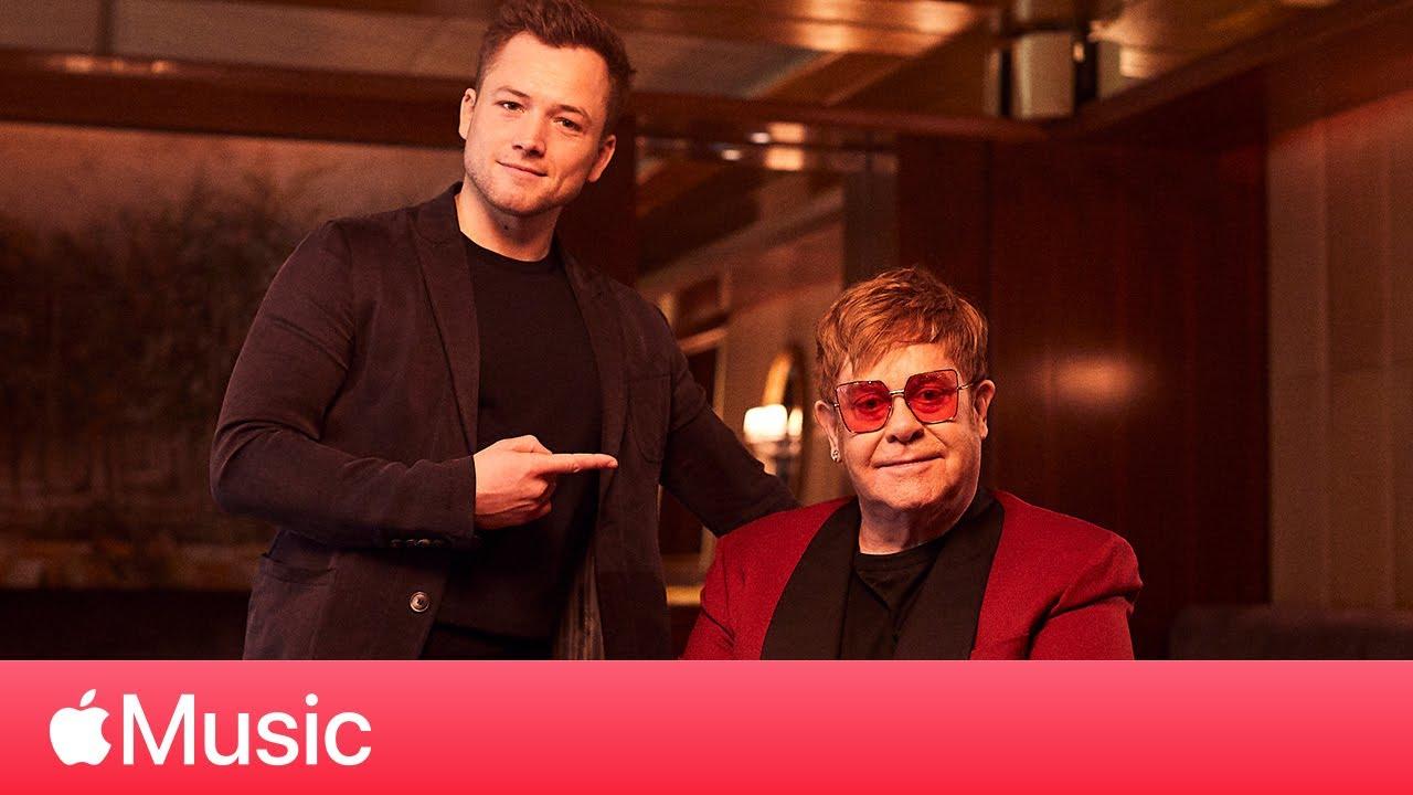 Download Elton John and Taron Egerton: Rocketman Special | Apple Music