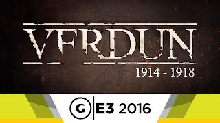 Verdun - Console Announcement Trailer