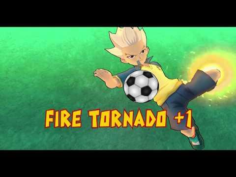 Inazuma Eleven Strikers - Competition Raimon Vs Alius Academy Stadium (Dolphin Emulator)