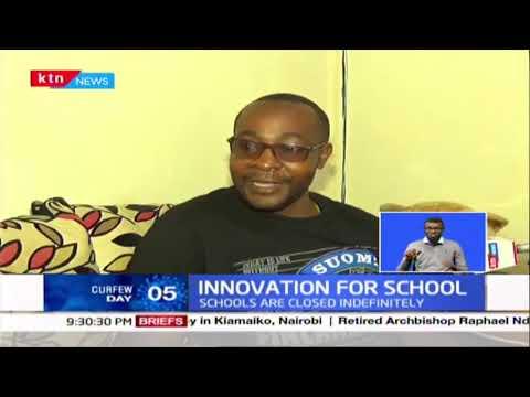 Innovation For School: Teacher convert home into a studio