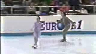 Natalia Mishkutenok & Artur Dmitriev - 1991 Grand Prix International de Paris - LP
