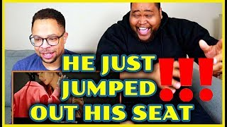 My Friend JUMPED OUT of His Seat! | BTS - V SINGULARITY REACTION