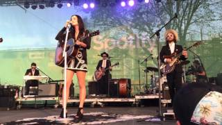 Kacey Musgraves Late To The Party 2016 SXSW Spotify House