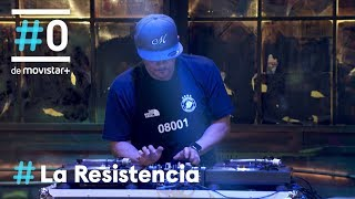 LA RESISTENCIA - Actuación de Mix Master Mike   #LaResistencia 18.09.2019