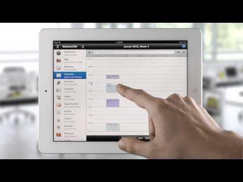 Resco Mobile CRM App For Microsoft Dynamics