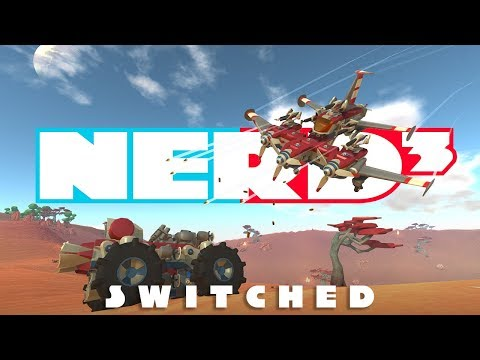 TerraTech - Nerd³ Switched