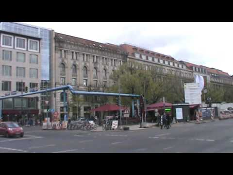 A Walking Tour Of What Used To Be East Berlin April 10, 2017