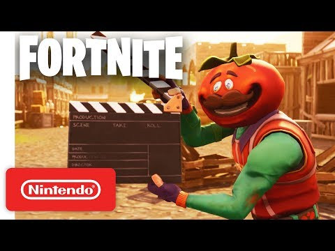 Fortnite   PLAYGROUND - NEW LIMITED TIME MODE - Nintendo Switch