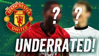 The 5 most underrated Manchester United players in the Premier League era