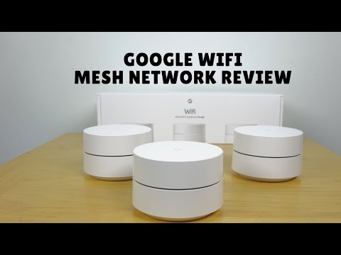 Google Wi Fi System Router Replacement For Whole Home