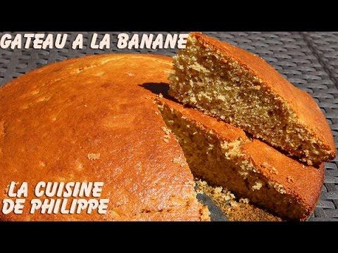gâteau-à-la-banane