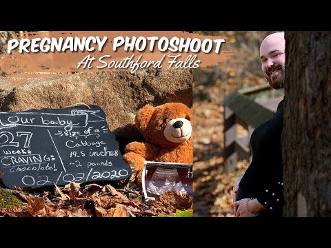 fall-pregnancy-photoshoot:-spots-and-poses-|-southford-falls-state-park