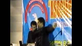 Ernesto en Coliseo Cerrado