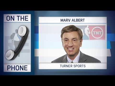 Legendary Broadcaster Marv Albert Breaks Down Tonight